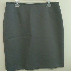 Dresses & Skirts - Gray business shirt